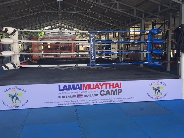 Lamai Muaythai Camp