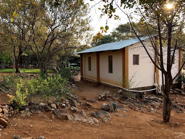 Ijaba Lodge at Buschfeld Park