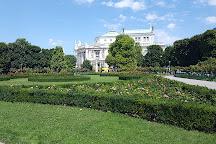 Rathausplatz, Vienna, Austria