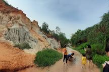 Fairy Stream (Suoi Tien), Phan Thiet, Vietnam