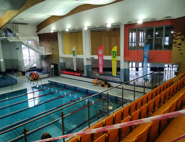 Indoor swimming pool MOSiR