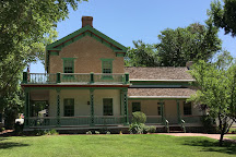 Brigham Young Winter Home Historical Site, St. George, United States