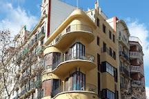 Casa Planells, Barcelona, Spain