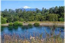 Parque Natural Dos Rios, Villarrica, Chile