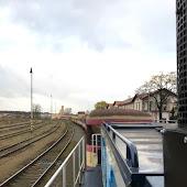 Железнодорожная станция  Kladno