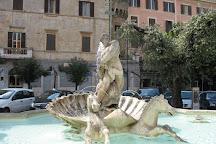 Fontana del dio Nettuno, Nettuno, Italy