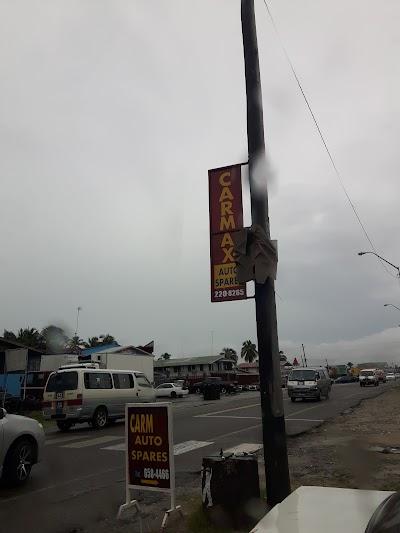 Carmax Auto Sales And Auto Spares Demerara Mahaica Guyana Phone