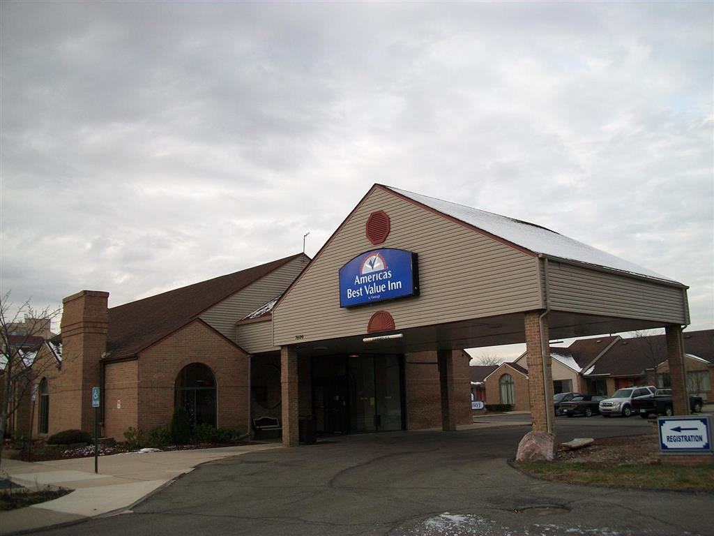 Americas Best Value Inn Detroit Airport