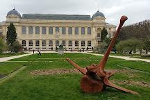 Jardin des plantes, Coutances, France