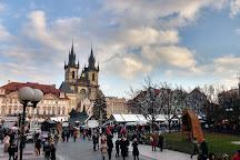 Galarie u Bileho jednorozce, Prague, Czech Republic