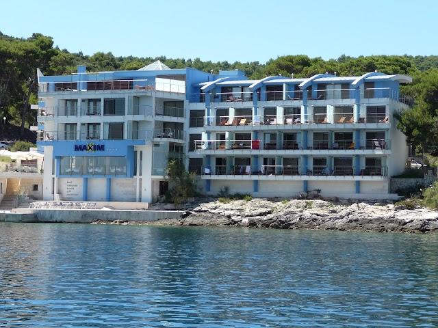Hotels Bozava