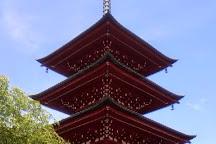 Saishoin Temple, Hirosaki, Japan
