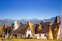 Castelul De Lut Valea Zanelor, Porumbacu de Sus, Romania