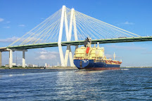 Fred Hartman Bridge, Baytown, United States