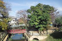 Tomorogi Ryokuchi Park, Neyagawa, Japan
