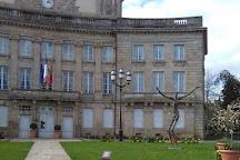 Chateau des Ducs d'Alencon, Alencon, France