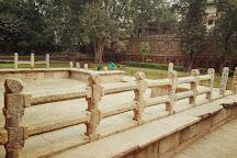 Hauz Khas District Park, New Delhi, India