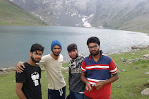 Gangabal Lake, Sonamarg, India