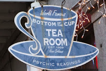 Bottom of the Cup Tea Room, New Orleans, United States