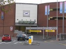 Saddler's Centre Car Park