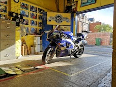 Dave Clarke Motorcycles oxford