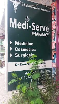 Medi Serve Pharmacy islamabad