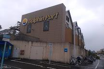 Dolphin Port, Kagoshima, Japan