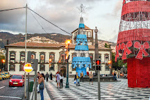 Town Hall, Funchal, Portugal