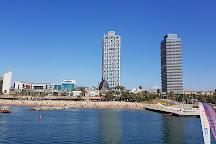 La Barceloneta, Barcelona, Spain
