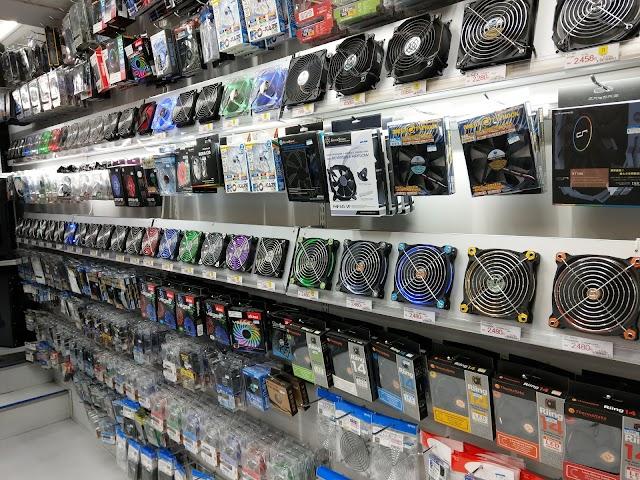 Sofmap Akiba Shop #2: PCs et cetera