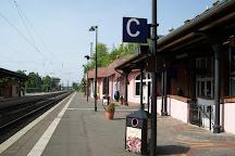 Hundertwasser-Bahnhof, Uelzen, Germany