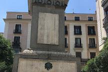 Plaza de Pontejos, Madrid, Spain