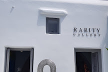 Rarity Gallery, Mykonos Town, Greece
