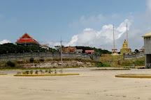 Wat Sampov Pram, Kampot, Cambodia