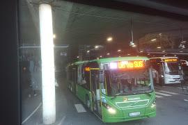 Автобусная станция   Byterminalen