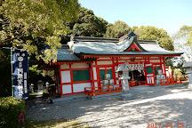 Asuka Shrine, Shingu, Japan
