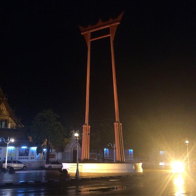 Devasathan & the Giant Swing