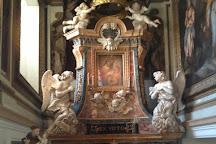 Basilica San Marco Evangelista, Rome, Italy