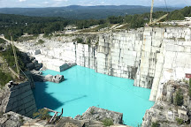 Rock of Ages Granite Quarry, Barre, United States
