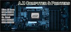 AZ Computer printer sahiwal