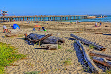 Seacliff State Beach, Aptos, United States