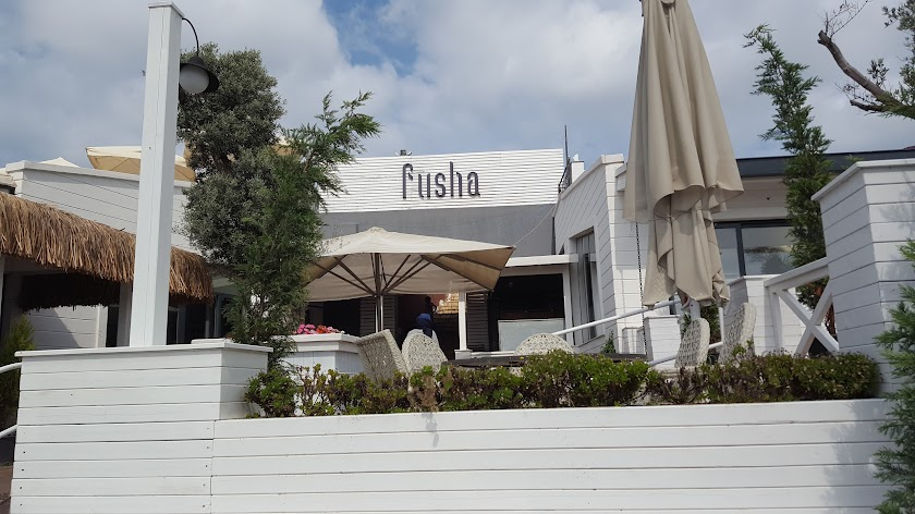 Fusha Restaurant Terrace Cafe Resim 3
