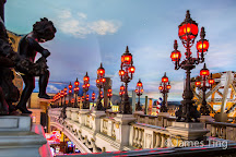 Eiffel Tower Experience at Paris Las Vegas, Las Vegas, United States