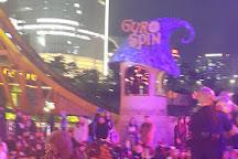 Star Avenue at Lotte World, Seoul, South Korea