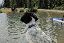 Forgetmenot Pond, Bragg Creek, Canada