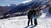 Прокат лыж и сноубордов в Адлере, улица Павлика Морозова на фото Сочи