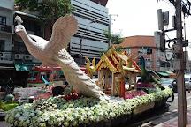Pak Khlong Talat (Flower Market), Bangkok, Thailand