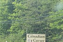 Agawa Indian Crafts & The Canadian Carver, Batchawana Bay, Canada