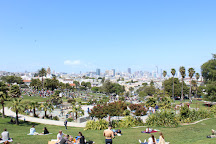 Mission Dolores Park, San Francisco, United States