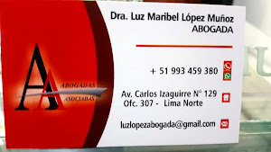 Dra. Luz Maribel López Muñoz AA ABOGADAS ASOCIADAS 7